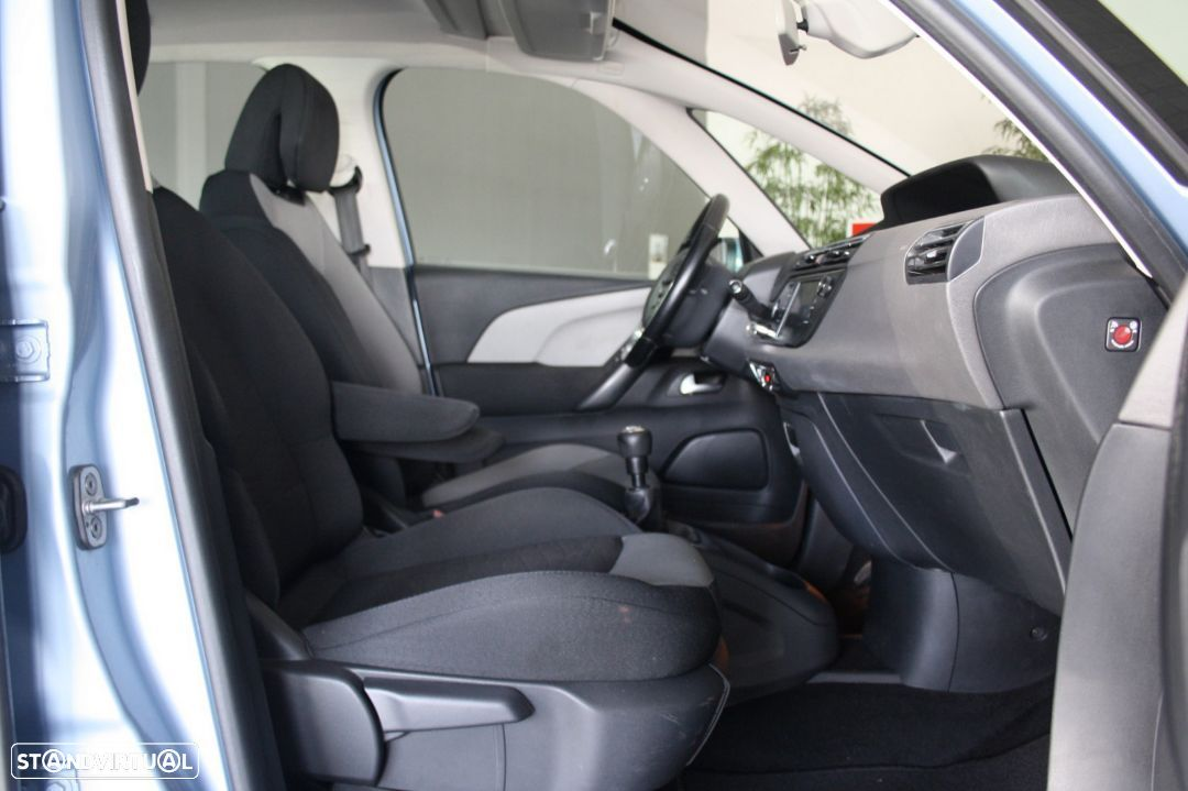 Citroën C4 Picasso BUSSINESS 1.6 HDI 120 CV - 29