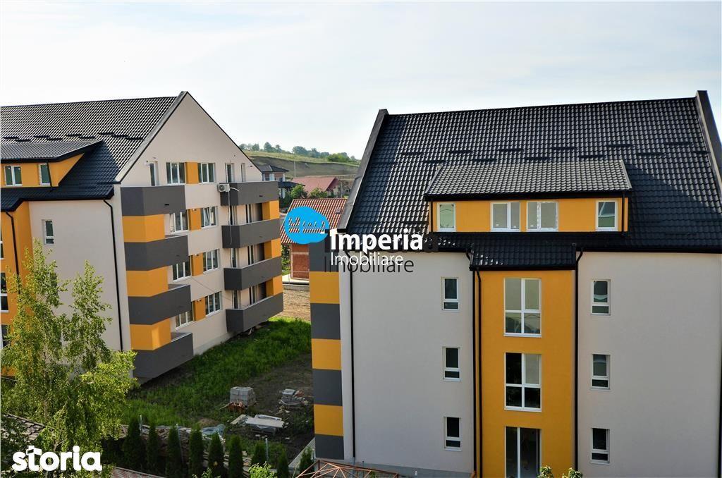 Apartament 3 camere openspace 54 mp, bloc nou, Pacurari Rediu