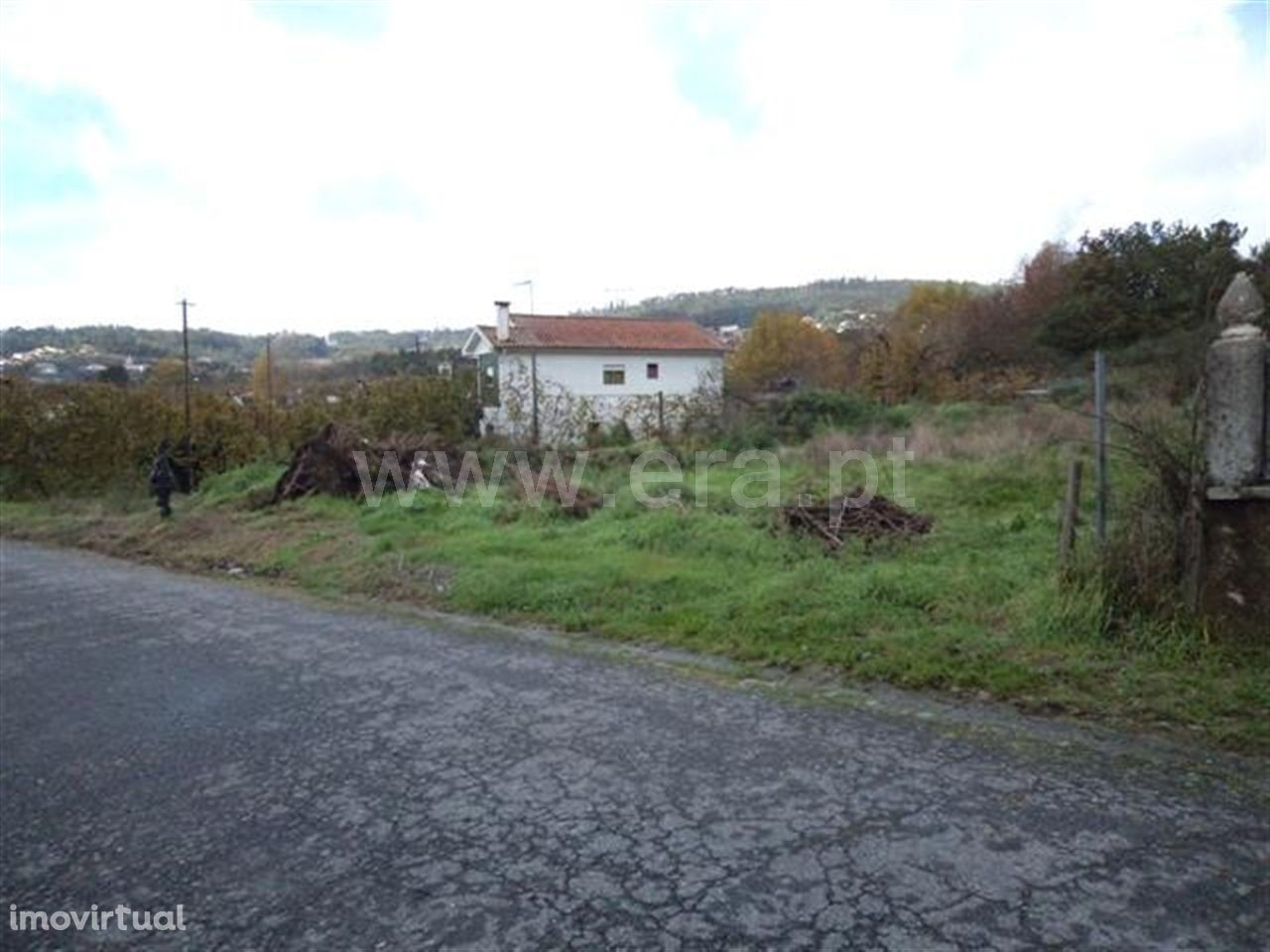 Terreno para construção com 4.650 m2 em Fornelos