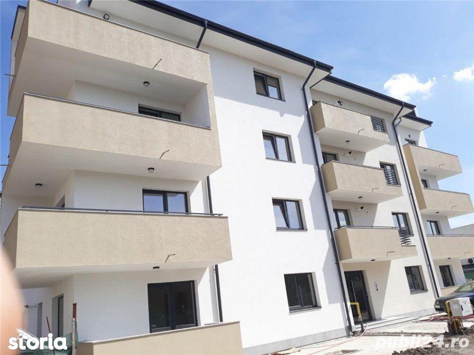 Apartament cu 2 camere, predare in luna aprilie