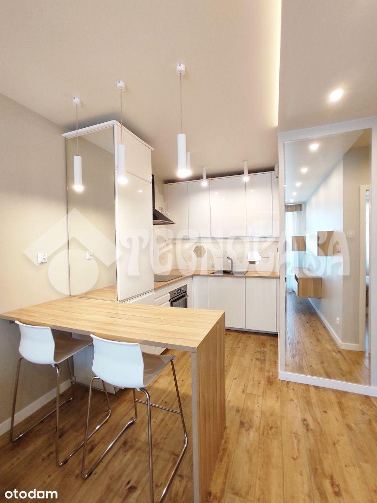 Mieszkanie dwupokojowe - Lubelska- SkyRes