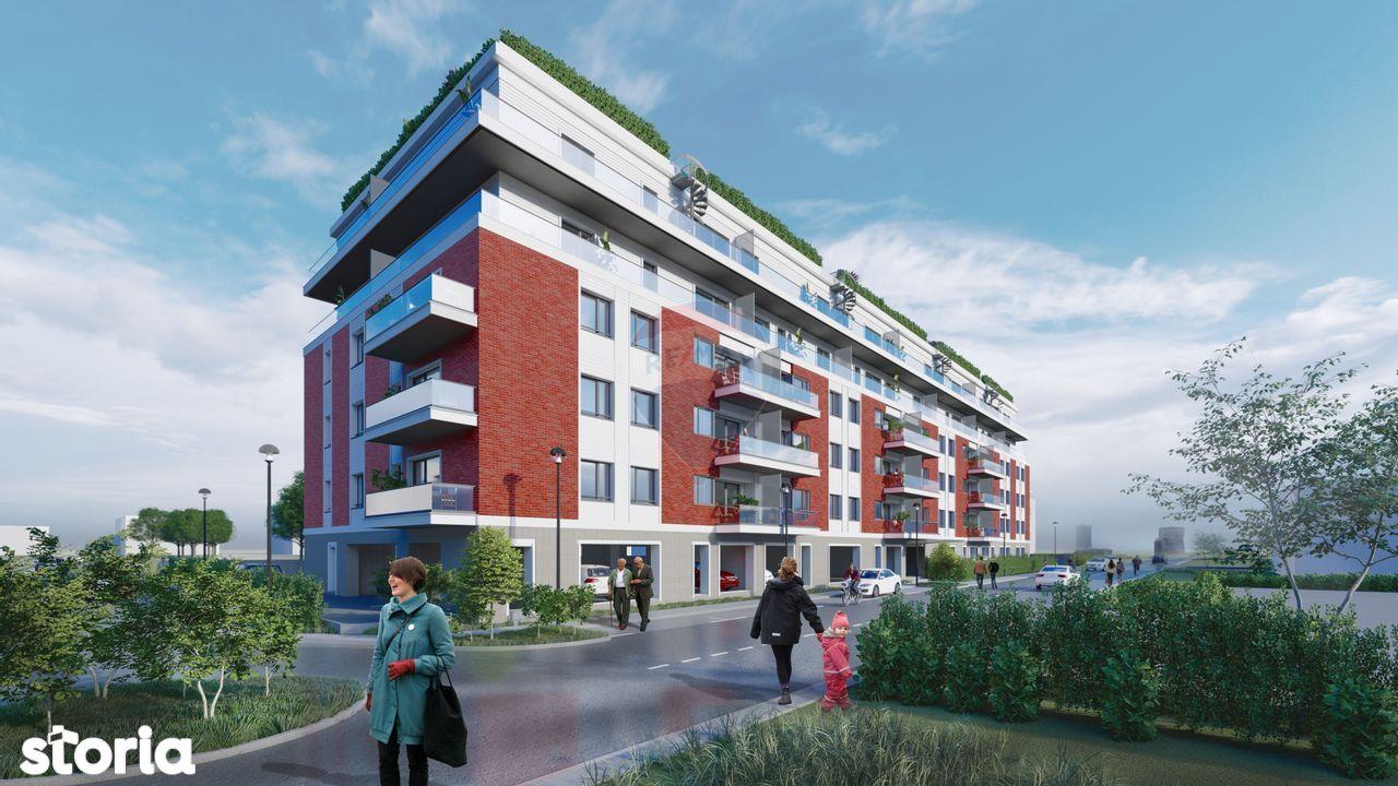 Apartament 2 camere de vânzare în zona Nord