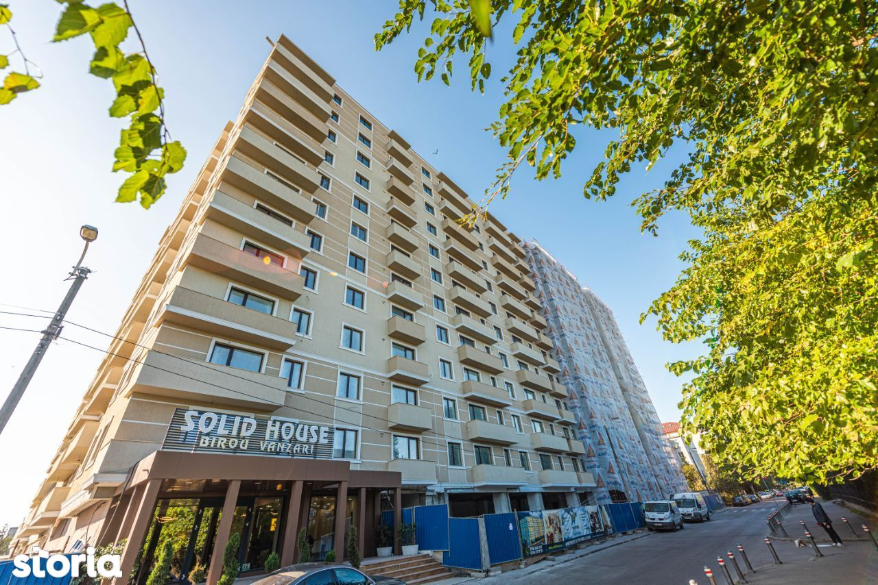 3 camere Rate la Dezvoltator - Solid Residence Zona Intim