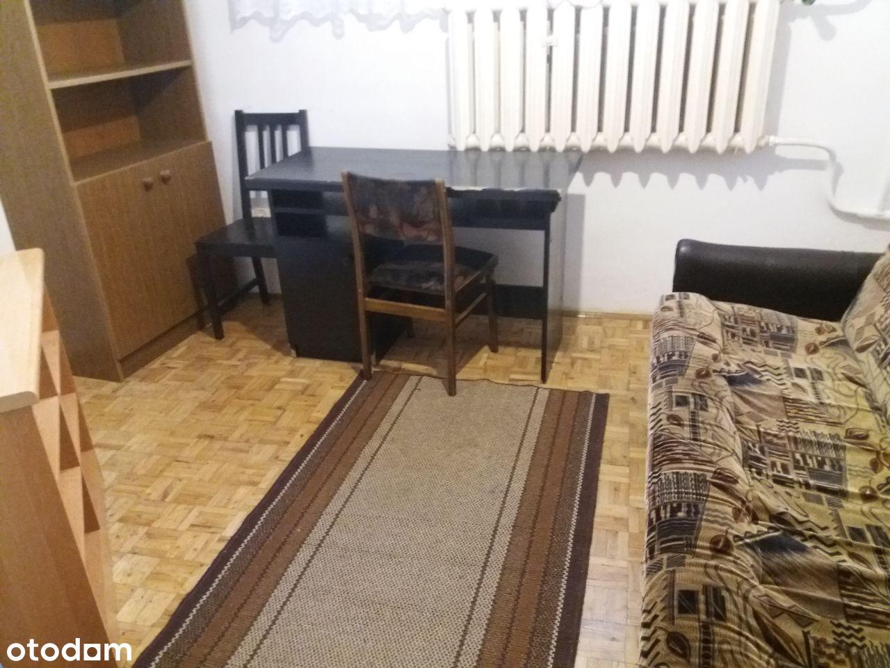 pokój jednoosobowy na Morasku przy kampusie UAM