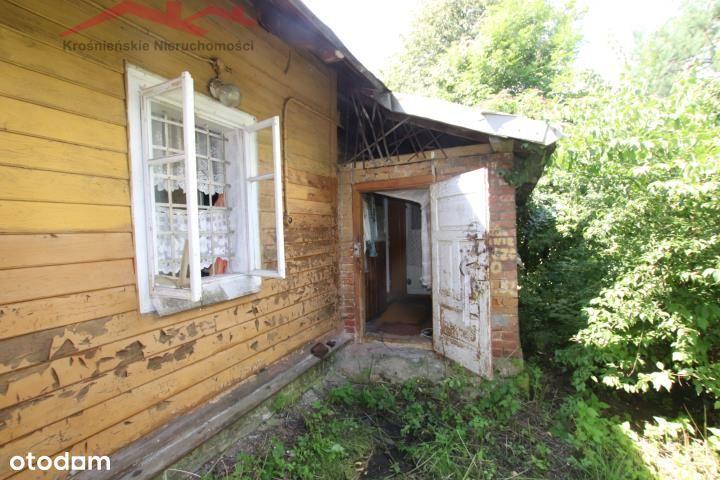 Dom drewniany gm. Korczyna