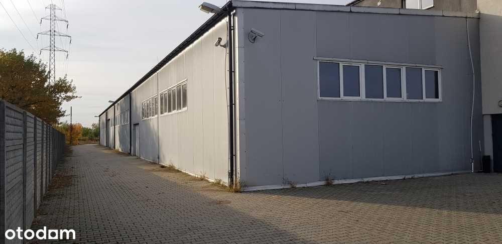 Budynek magazynowo-usługowy