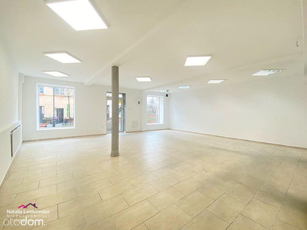 Lokal użytkowy, 90 m², Nowe