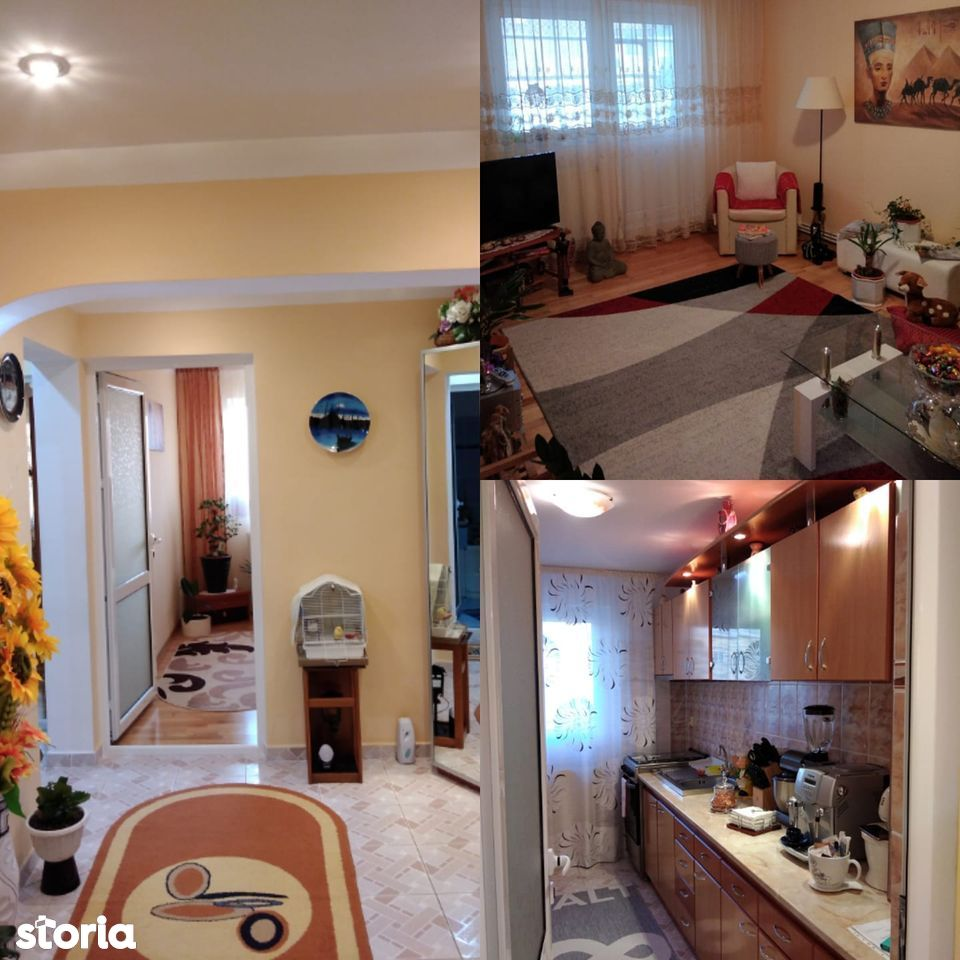 Apartament cu 3 camere, zona Piata Mare