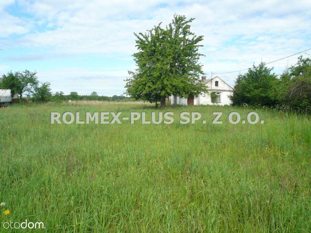 Działka, 5 500 m², Kaznów