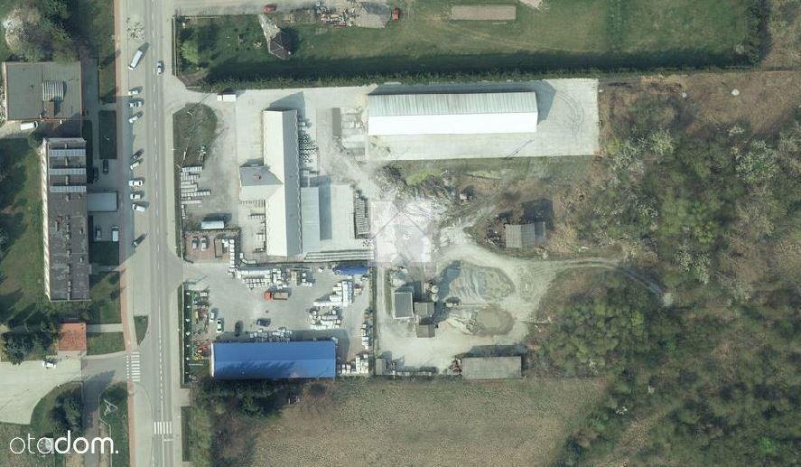 Budynek biurowo-produkcyjny / 600m2 / działka 95a