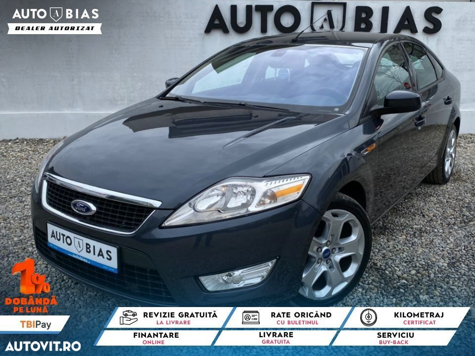 Ford Mondeo 1.8 - 28