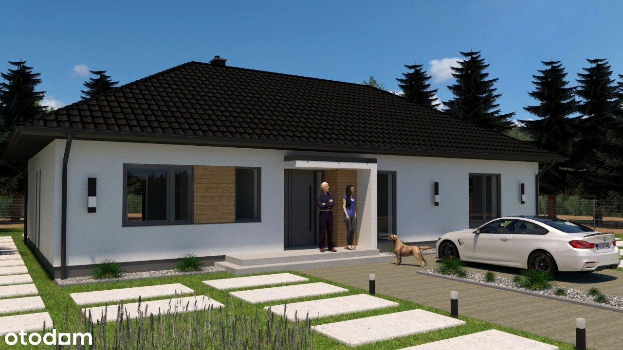 Nowy Dom z Działką w Cenie Mieszkania