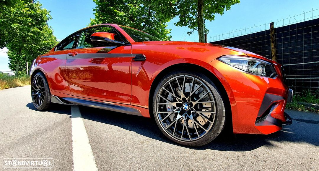 BMW M2 COMPETITION - 17