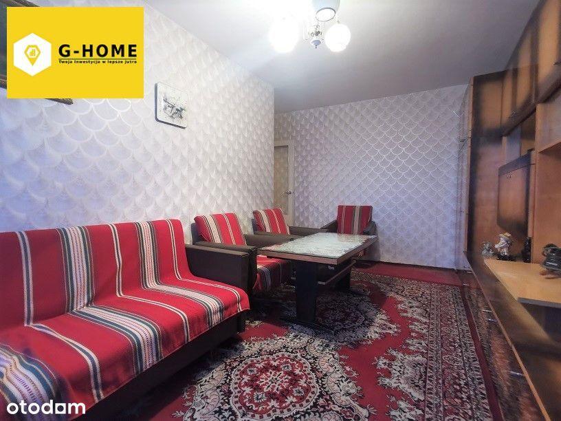 Dwupokojowe mieszkanie na spokojnym osiedlu