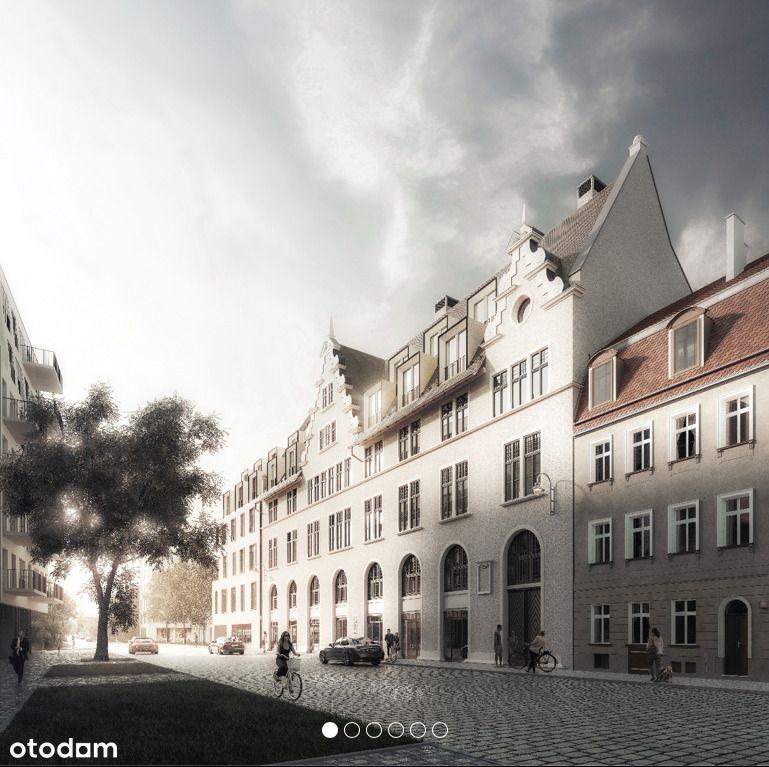 Piękny apartament w samym sercu Wrocławia!