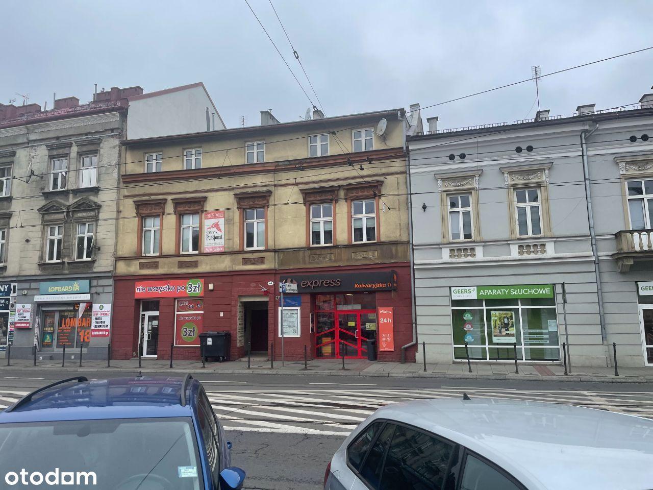Lokal handlowo - usługowy 211 m2 - Stare Podgórze