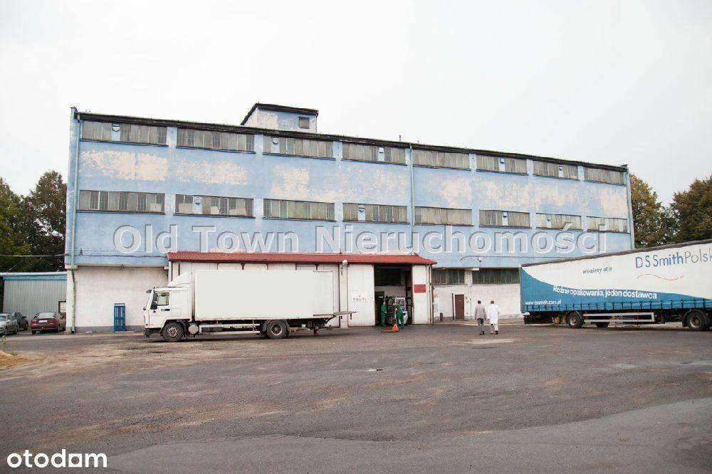 Hala/Magazyn, 5 460 m², Lublin
