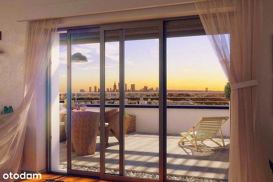 """Apartament na""""warszawskim Manhattanie""""=Inwestycja"""