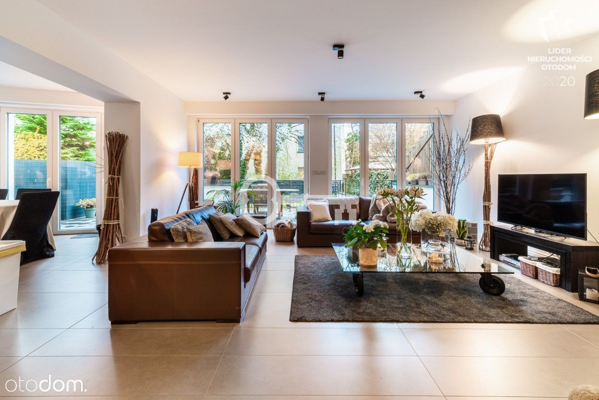 Saska Kępa | 200 m2 | Piękny nowoczesny dom