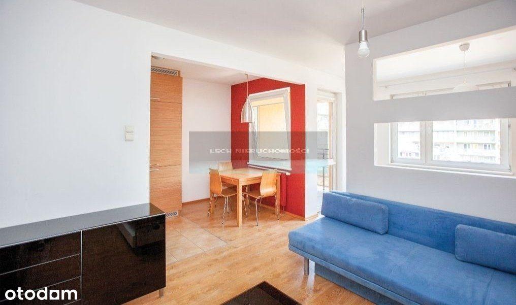 Mieszkanie, 35,61 m², Warszawa