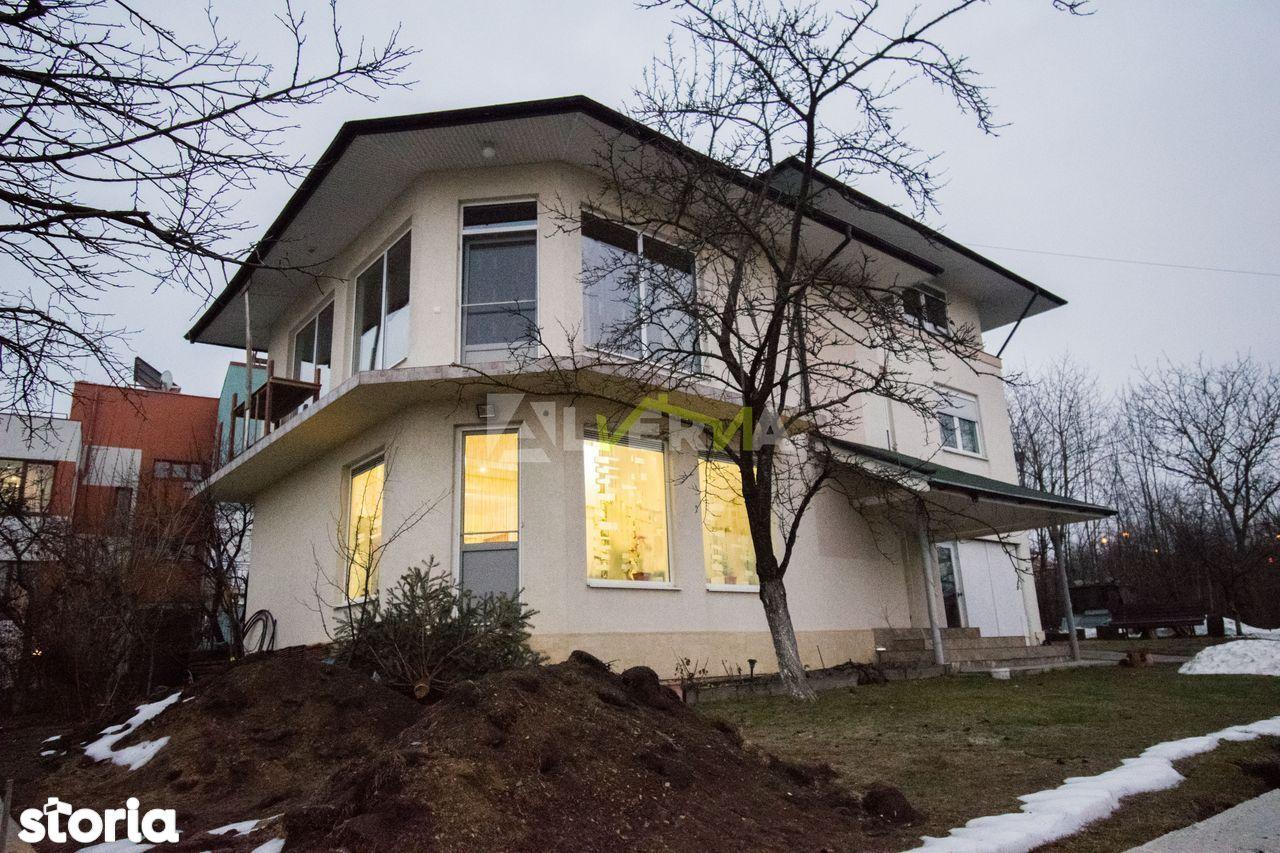 Vanzare casa individuala 244mp + teren 540mp, zona Europa