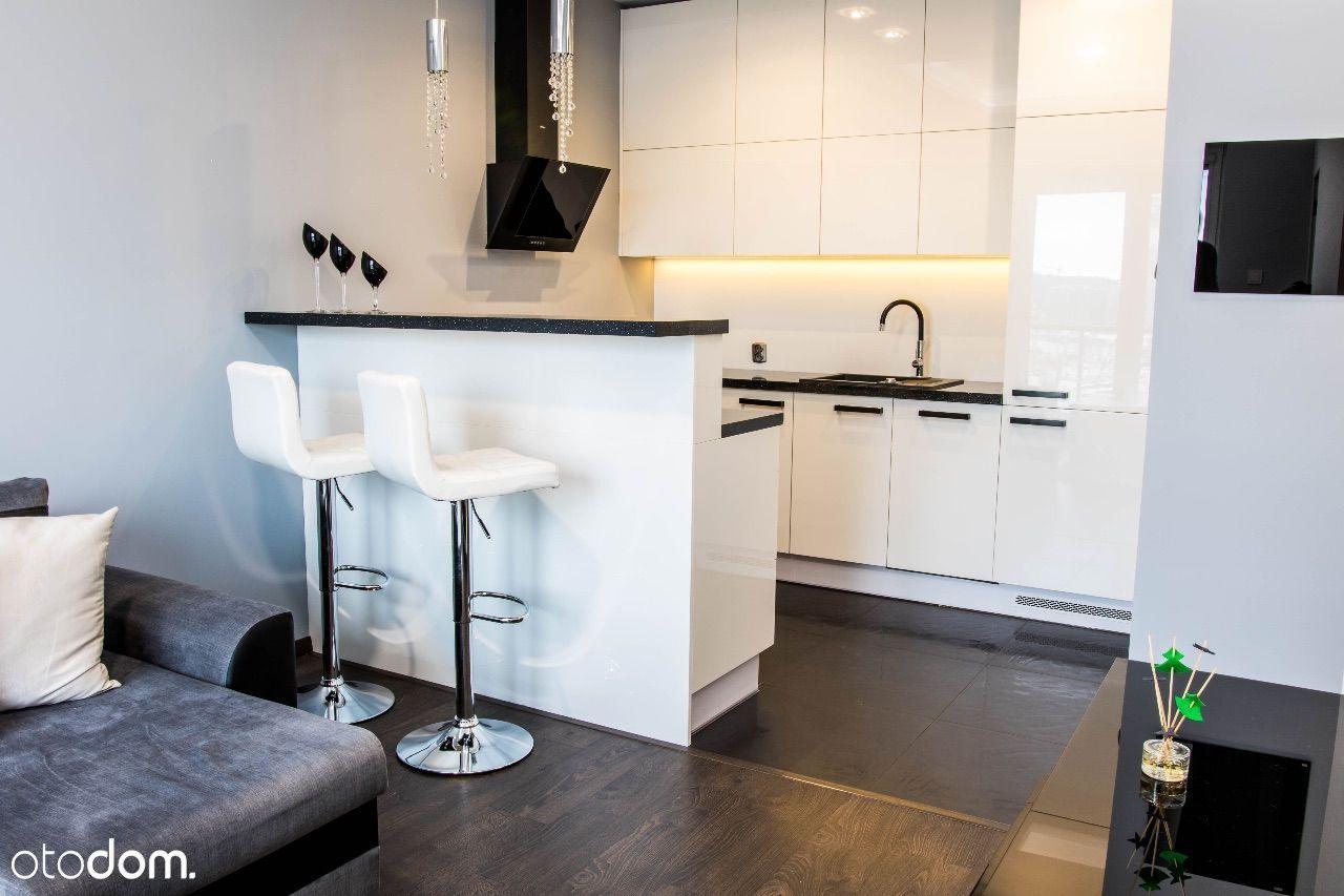 Mieszkanie dwupokojowe w apartamentowcu ALBATROS