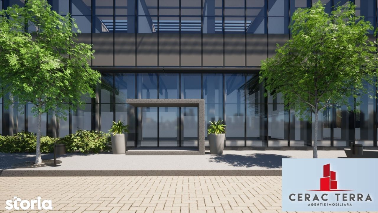 Spatiu comercial Clinica- Office in zona Calea Bucuresti # CERACTERRA