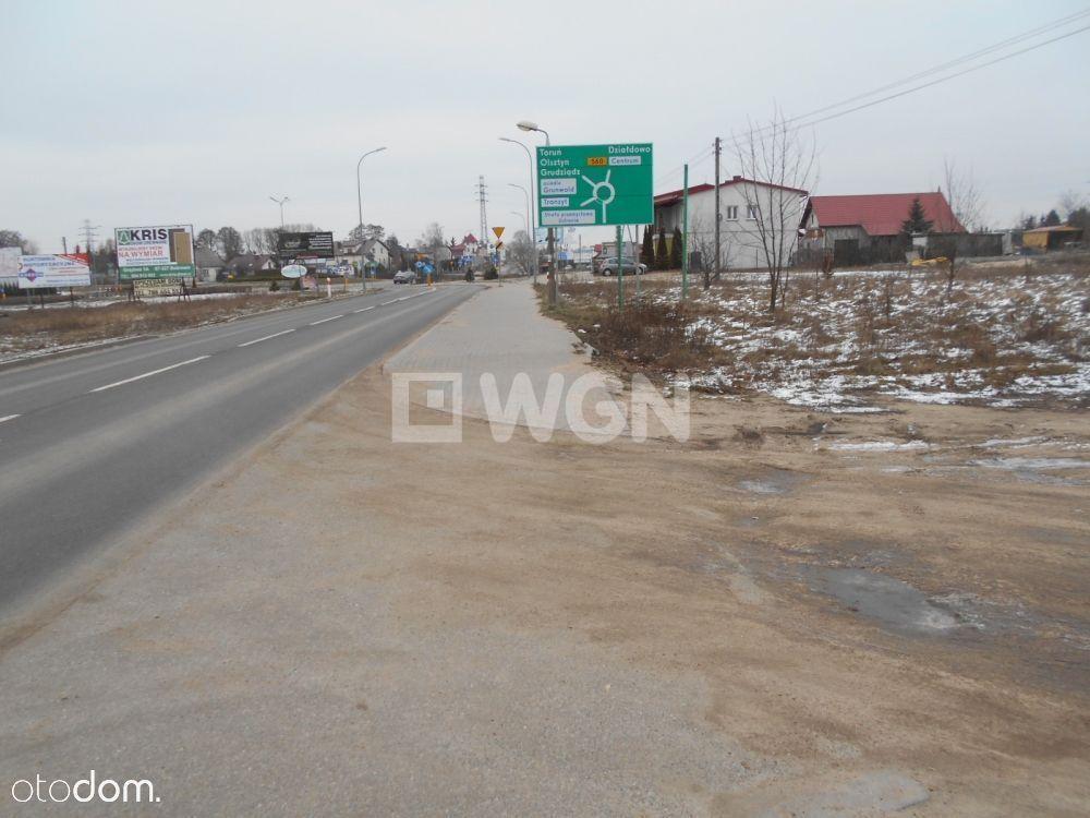Działka inwestycyjna w Brodnicy