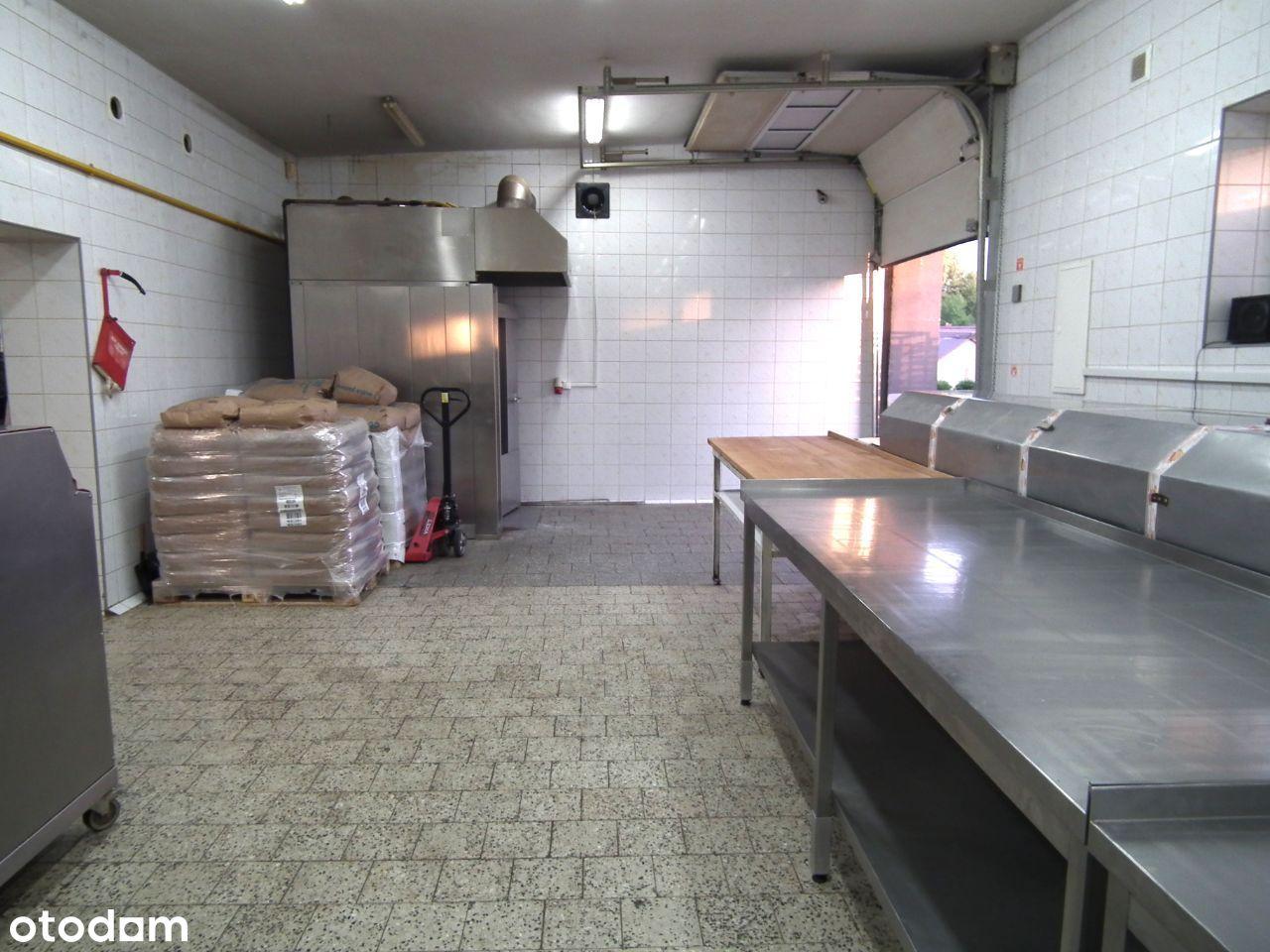 Lokal pod usługi spożywczą produkcję/ hurtownie
