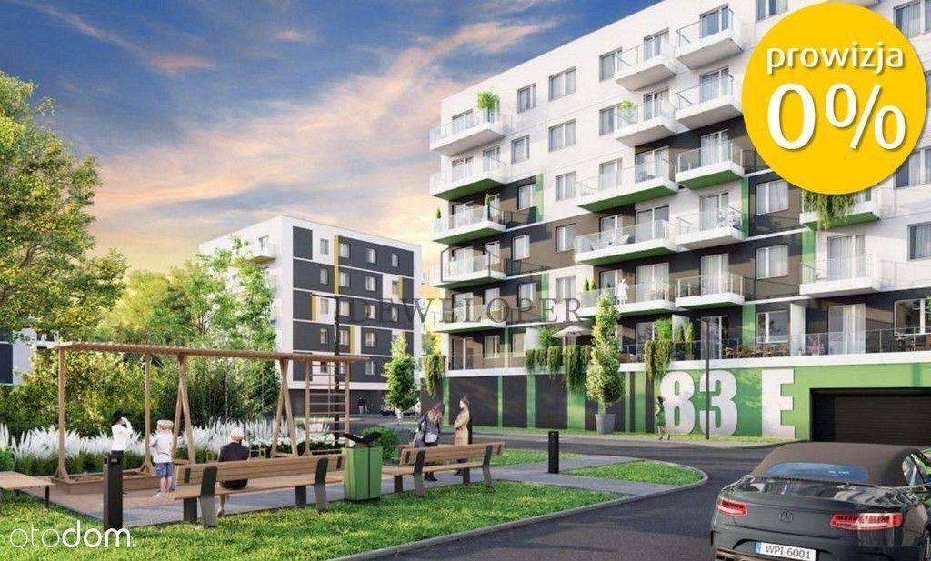 Nowoczesny apartament - standard premium