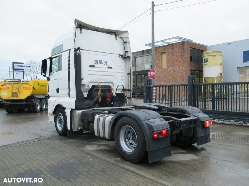 MAN TGX 18.440 XXL BLS + manual + Pritarder - 4