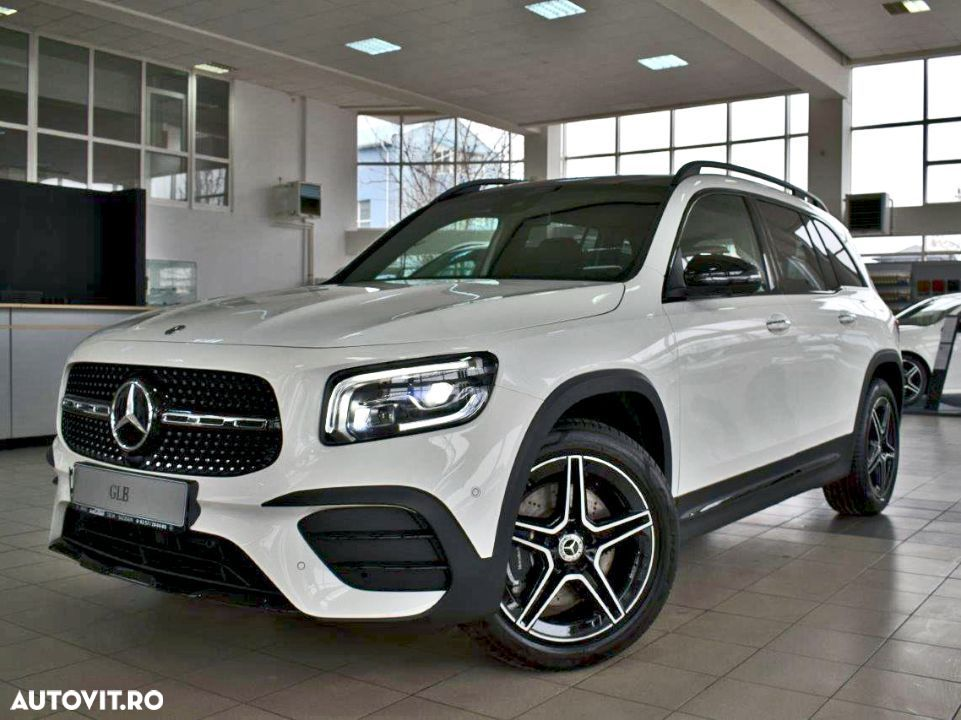 Mercedes-Benz GLB 250 - 1