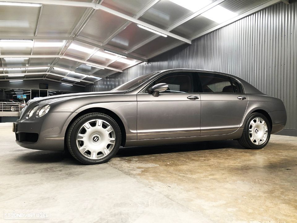 Bentley Continental Flying Spur 5 Lugares 6.0L W12 - 3
