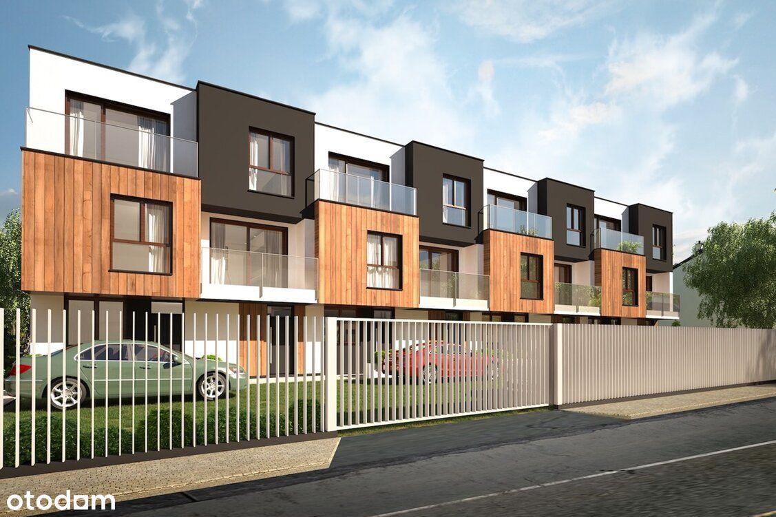 Nowe mieszkanie w szeregowcu, Marki - B2