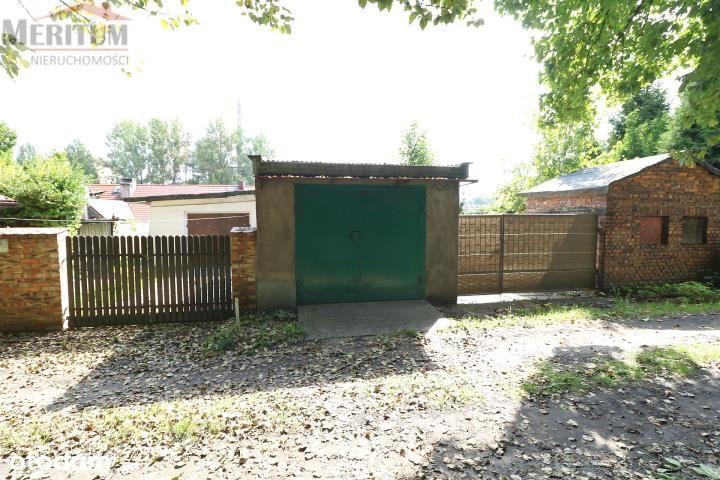 Katowice Brynów -murowany garaż z kanałem i prądem