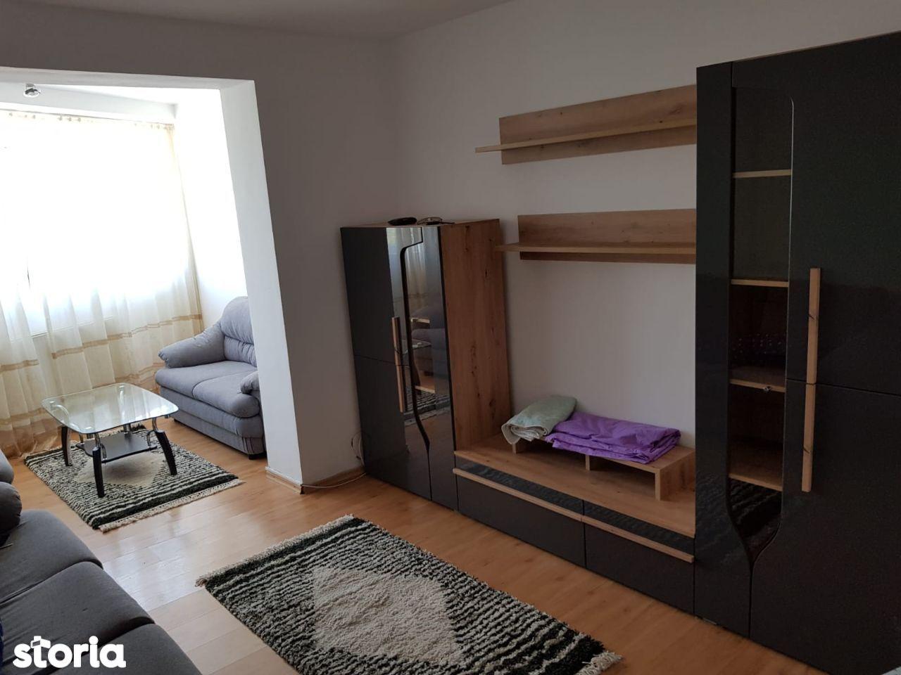 Apartament 2 camere , Cetate , mobilat