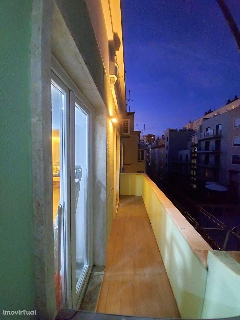Apartamento para comprar, Alameda das Linhas de Torres, Lumiar - Foto 31