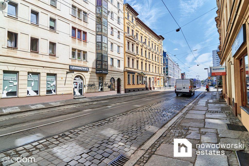 5 pokoi / Plac Grunwaldzki / 2 mieszkania