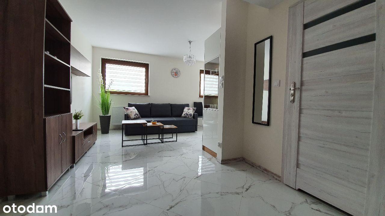 Nowe piękne mieszkanie z miejscem postojowym - M8