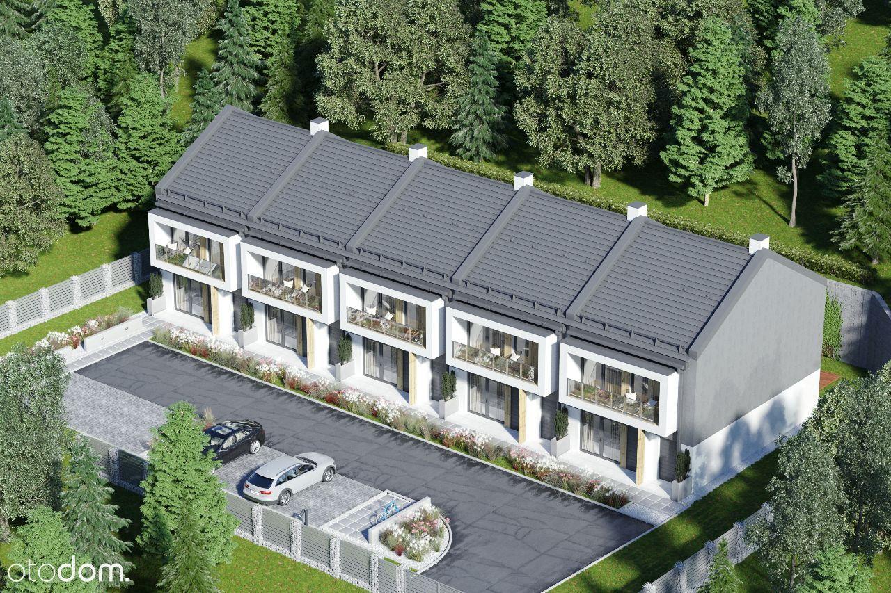Apartament Osada Wilczy Potok Szczyrk 3 pokoje A02