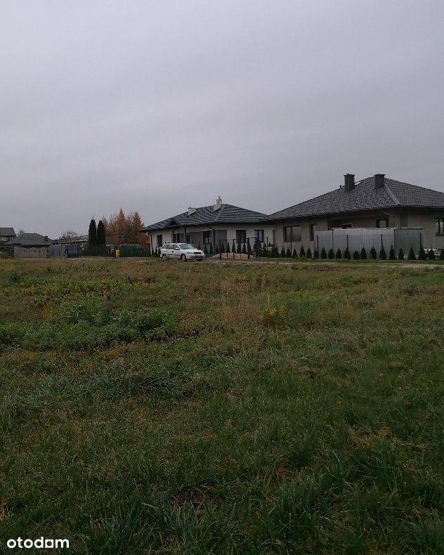 Działka budowlana 2400 m Stara Iwiczna k Piaseczno