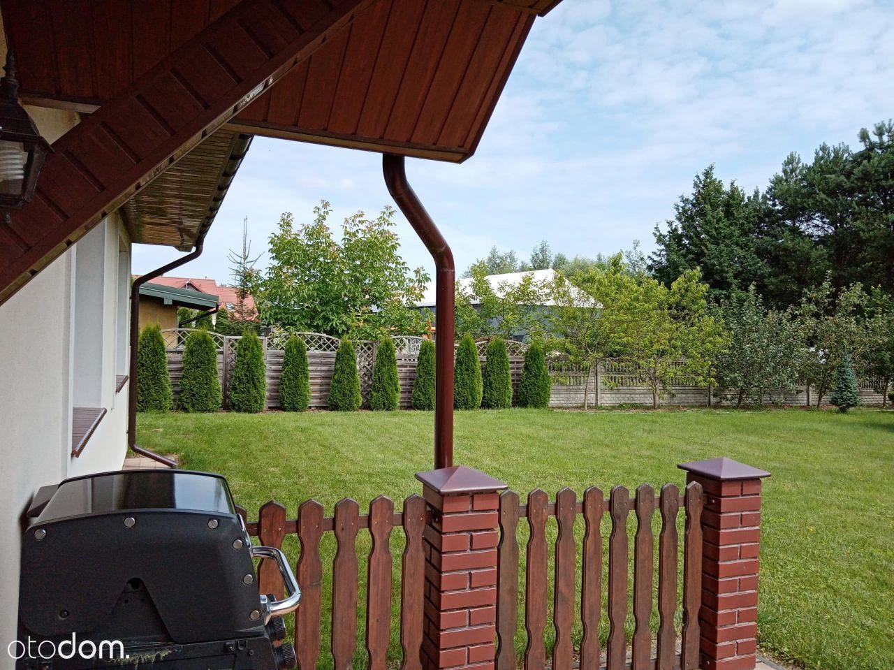 Dom parterowy ok.180m2 z pięknym ogrodem