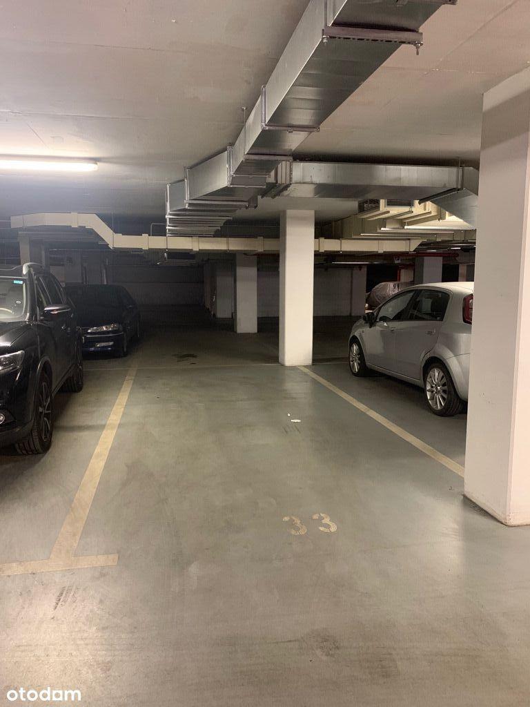 Miejsce parkingowe w garażu podziemnym ODRA TOWER