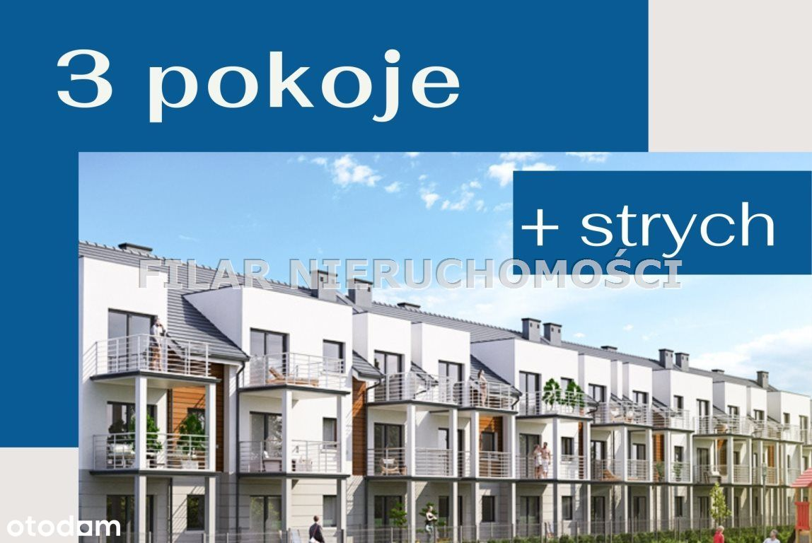 Klimatyzowane mieszkanie bezczynszowe w Lubinie