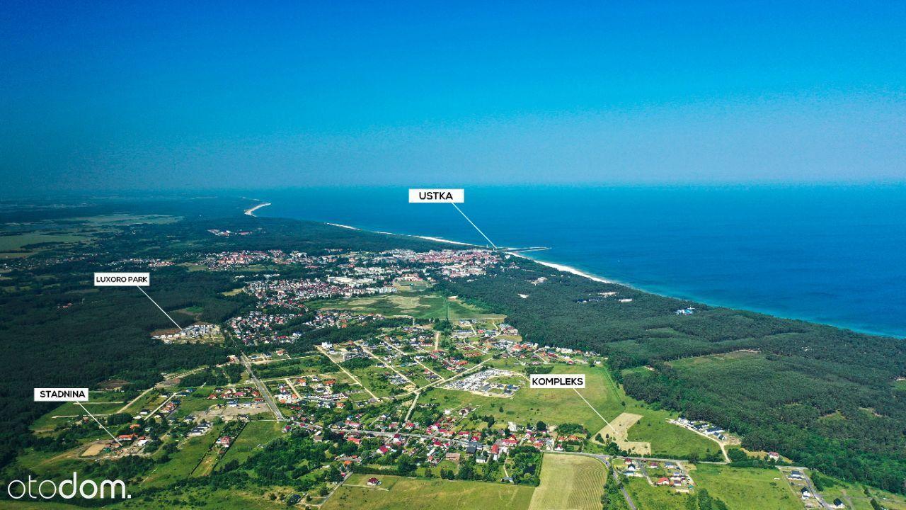 Działki nad morzem - Przewłoka k. Ustki