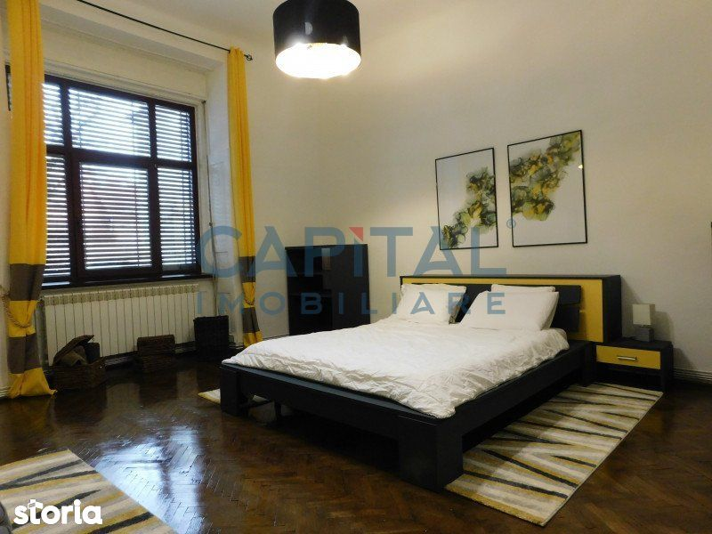 Vanzare apartament cu 2 camere semidecomandat, Centru