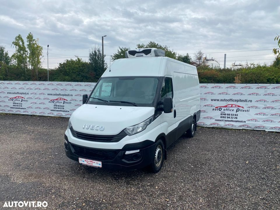 Iveco DAILY Diesel 136CP 2018