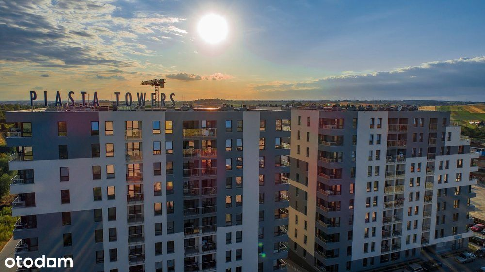 Nowe mieszkanie Piasta Towers M6-58