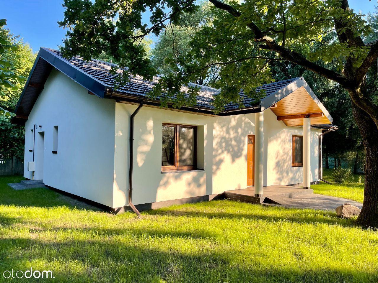 Energooszczędny dom 118,45 m2 - 3 pokoje