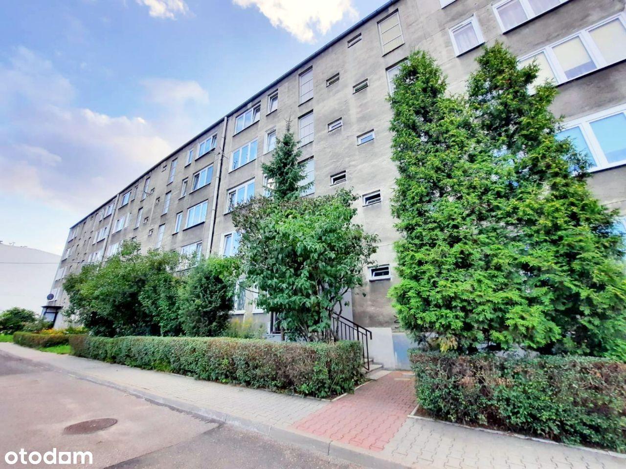 Słoneczne mieszkanie 2 pokoje na ul. Bilika